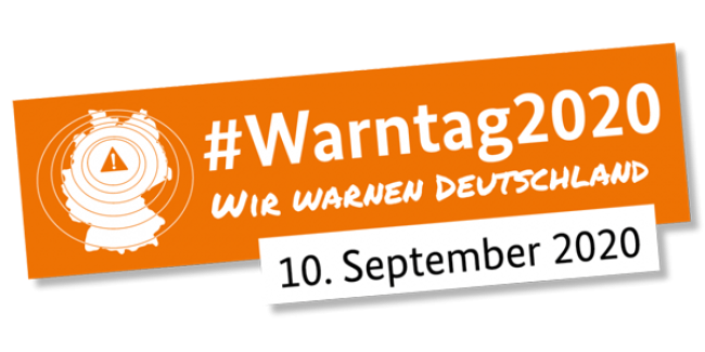 warntag 2020 germany