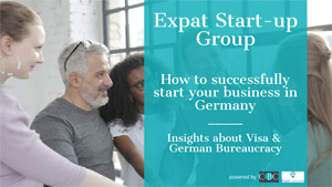 Workshop how to start business Germany